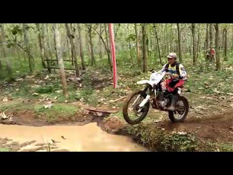 ONE DAY HAPPY Adventure trail 06/11/2016  Kepung Kediri