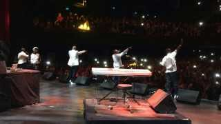 112 Medley ft Richard Wingo of Jagged Edge Live Olympia 9 oct 2013