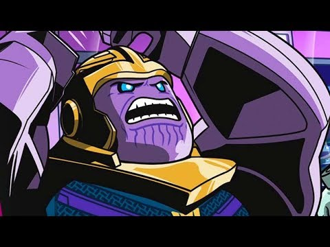 LEGO Marvel Super Heroes 2 | Avengers: Infinity War DLC Full Walkthrough 60FPS