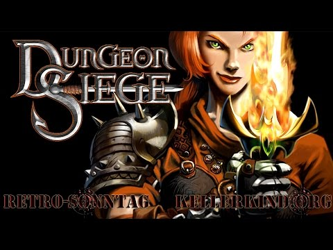 Retro-Sonntag [HD] #028 – Dungeon Siege 1 – Teil 1 ★ Let's Show Game Classics