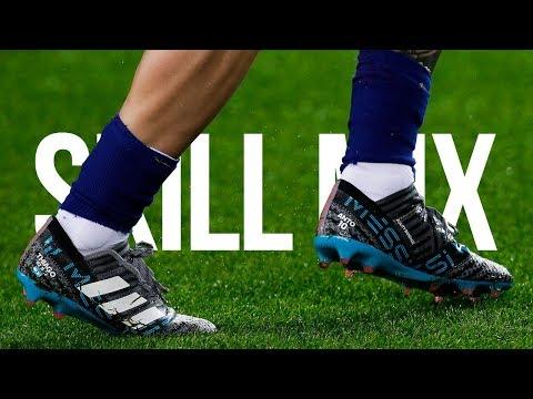 Crazy Football Skills 2018 – Skill Mix #3   HD
