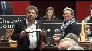 preview picture of video 'Ouverture Salle des Ventes @ Cholet'