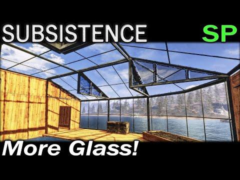 More Glass! | Subsistence Single Player Gameplay | EP 103 | Season 5