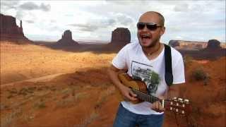 Video Tomáš Pastrňák - Šneci (Road video: Monument Valley, UT)