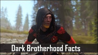 Skyrim: 5 More Dark Brotherhood Hidden Facts That You May Have Missed - The Elder Scrolls 5 Secrets