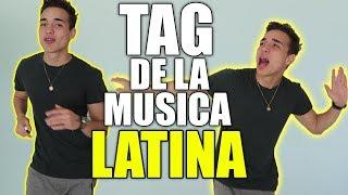 ASI BAILO YO! - TAG DE LA MUSICA LATINA