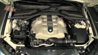 Under The Hood Of A BMW 5 Series
