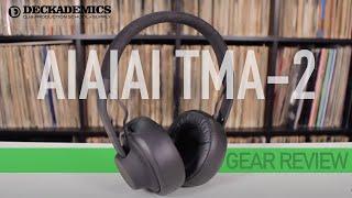 AIAIAI TMA-2 Headphones Full Review | #YCDP | Deckademics