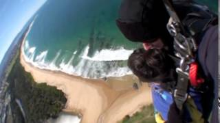 The Sky Dive Experience