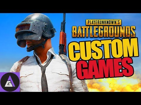 COMMUNITY CUSTOM GAMES ALL NIGHT - Anyone Can Play - Playerunknowns Battlegrounds (PC) Livestream