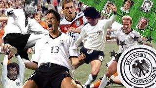 Deutschlands beste Fußballer aller Zeiten - Germany