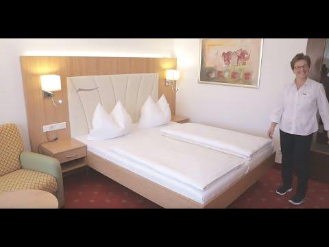 Johannesbad-Hotels: Bettenmachen wie ein Profi