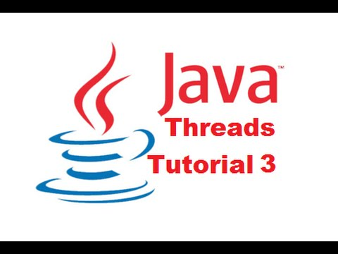 Java Threads Tutorial 3 – Creating Java Threads by implementing Runnable Interface examples