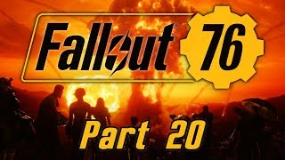Fallout 76 - Part 20 - The Monsters of the Mire