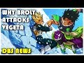 Why Broly Attacks Vegeta, New Saiyan Revealed and More Details | Dragon Ball Super Broly Movie News