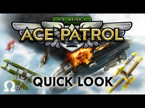 Sid Meier's Ace Patrol PC