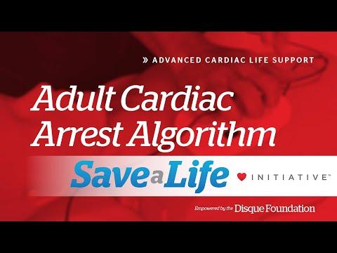 7d. Adult Cardiac Arrest Algorithm, Advanced Cardiac Life Support ...