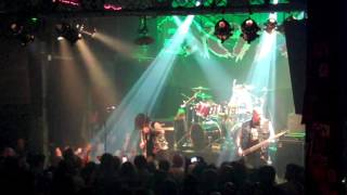 Exciter-Victims of Sacrifice, live @ Metal Threat Fest, Chicago, 7/16/16