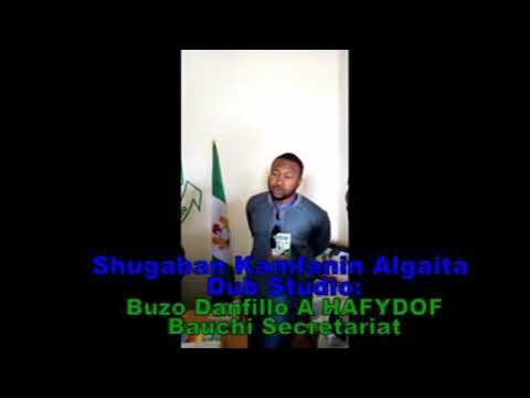 Buzo Dan fullo A ofishin Hausa Fulani (Hafydof)