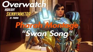 "Overwatch | Pharah Montage Edit: ""Swan Song"""