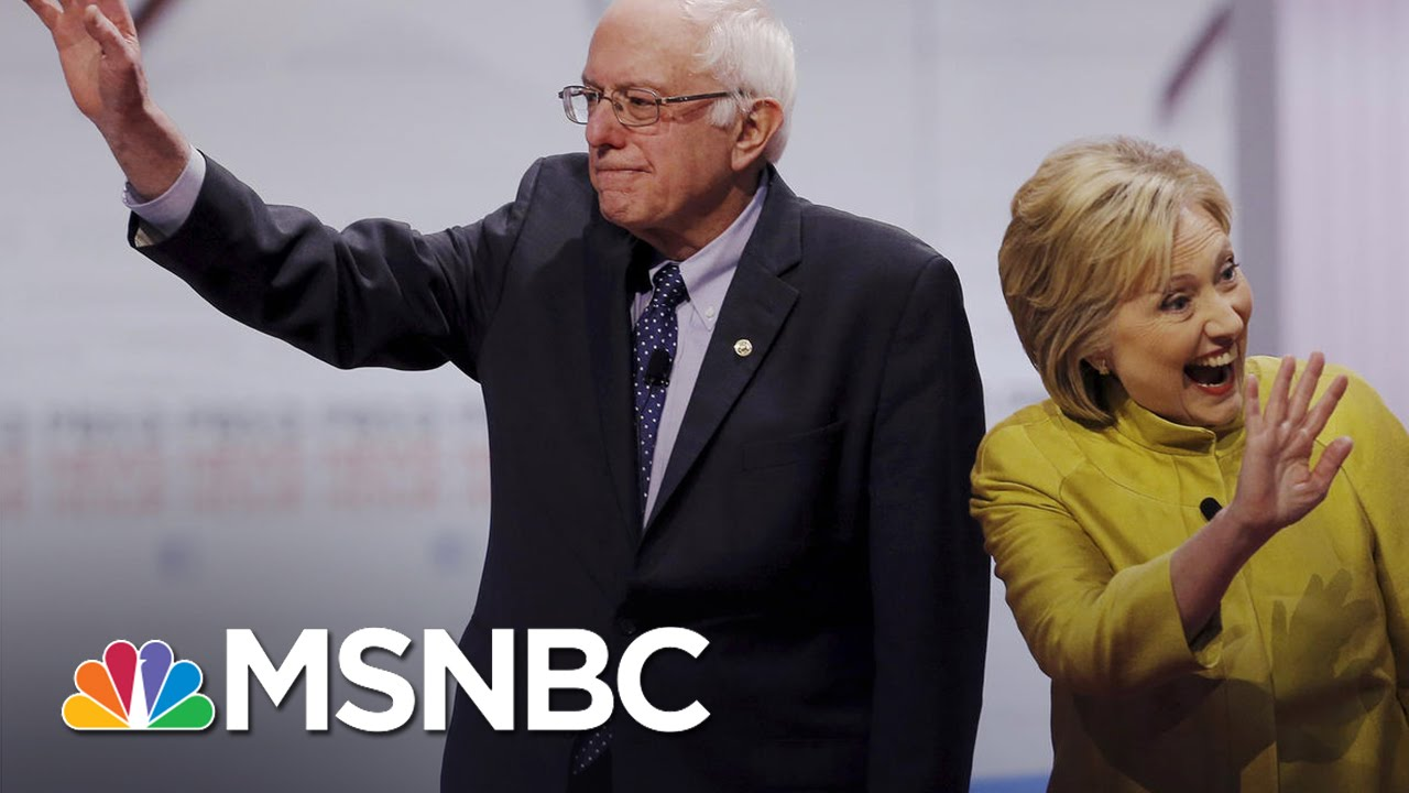 Will Democratic Party Be Able To Unify? | MSNBC thumbnail