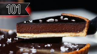 How To Make The Perfect Chocolate Tart