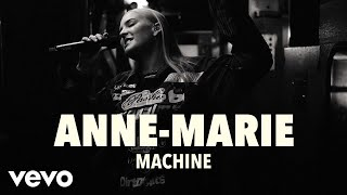 Anne-Marie - Machine (Live) | Vevo UK LIFT
