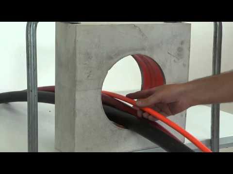 ENEL Montaggio Passante Stagno (Cep Cabine elettriche e Prefabbricati).