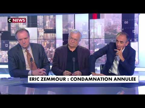 Vidéo de Eric Zemmour