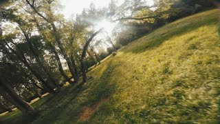 FPV Freestyle | chill flights at new spot