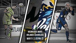 Milwaukee Wave vs Orlando SeaWolves