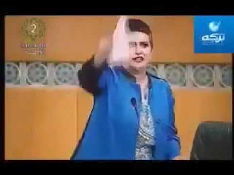 برلمانية تواجه وزير الداخلية الكويتي بمعطيات خطيرة