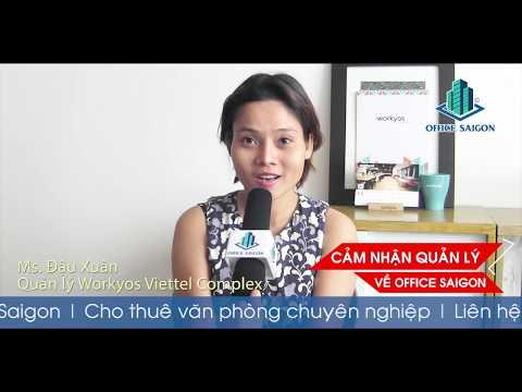 Cảm nhận quản lý văn phòng trọn gói Workyos về Office Saigon