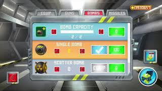 NeoArk - Upgrade menu test