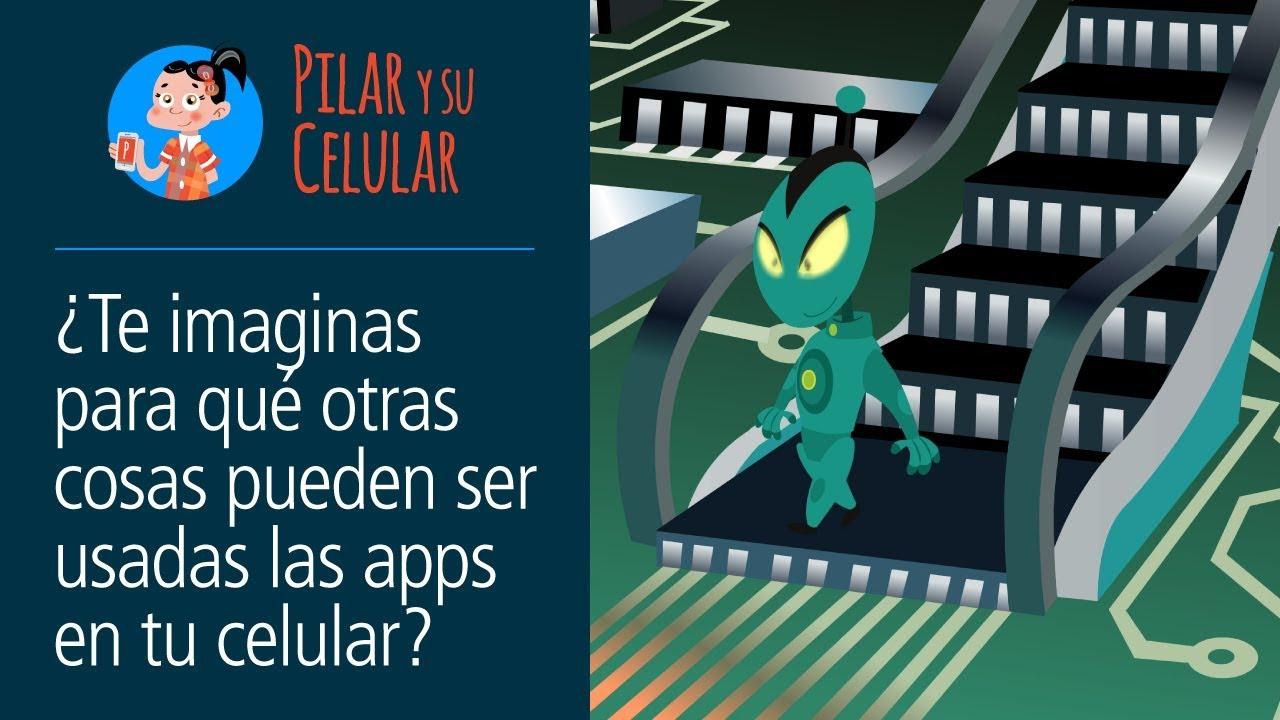 Privacidad, celulares y permisos en apps. Pilar y su celular (6/10)