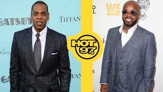 Ebro RESPONDS To Jermaine Dupri's Comments On Jay-Z/NFL Partnership