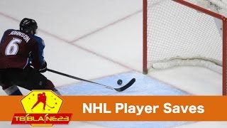 NHL Player Saves