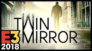Conhheça TWIN MIRROR (dos criadores de LIFE is STRANGE) #E32018