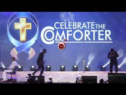 Yinka Ayefele Dazzles and Thrills Guests at Celebrate the Comforter 2019