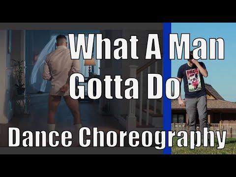Jonas Brothers - What A Man Gotta Do (Dance Version)