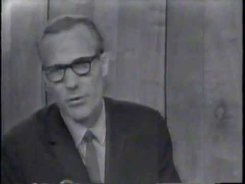 FRANK McGEE OF NBC-TV SIGNS OFF THE AIR ON NOVEMBER 22, 1963