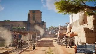 E5 2680v2 GTX 780 Ti  Assassin's Creed  Origins Ultra Test