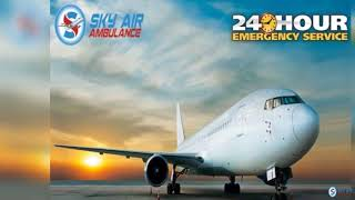 Top Healthcare Specialist in Sky Air Ambulance from Bhubaneswar