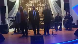 نؤاس أموري لؤي نانا عدي تاتلس في اربيل مطعم قصر فيرساي غناء مشترك تحميل MP3