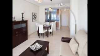 preview picture of video 'Villamartin 2-3 Bed Apts Complex - Golfing area'
