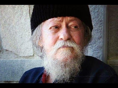 Афонский старец Гавриил. Об Иисусовой Молитве и частом Причащении