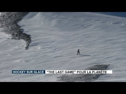 "Ice hockey: ""The Last Game"" for the planet"