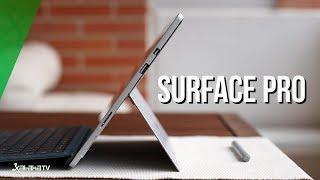 Surface Pro (2017), review. Análisis en español