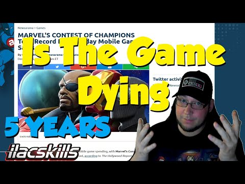 Is The Game Dying? 5 Years Reaction & Black Friday Comparison | Marvel Contest of Champions