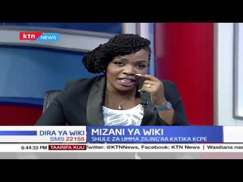 Mizani ya Wiki: Tunaangazia matokeo ya mtihani wa KCPE 2020; Shule za umma ziling'aa - Sehemu ya 2